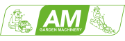 AM Garden Machinery Logo